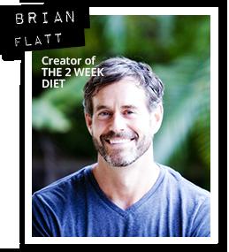 Brian Flatt 2weekdiet