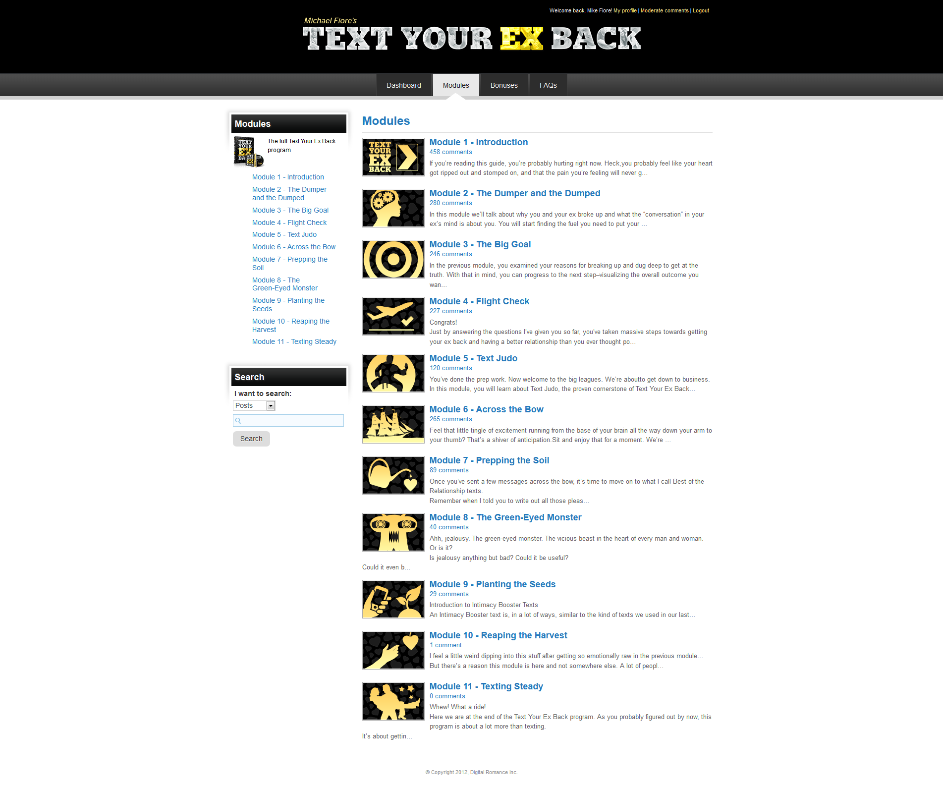 download text your ex back ebook program pdf free