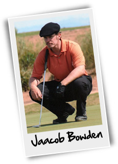 Jacob Bowden swingmangolf
