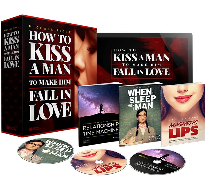 How to Kiss a Man to Make Him Fall in Love – Kissing Magic Review