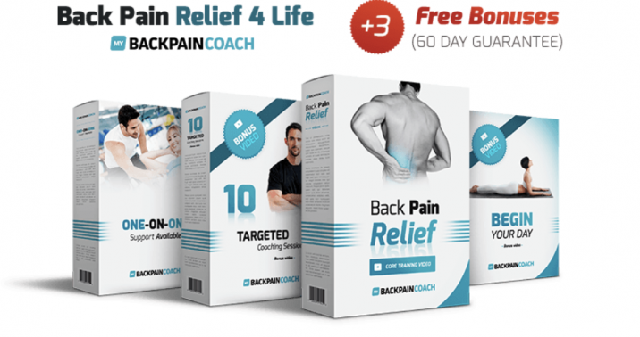 My Back-Pain Coach Review - DON'T BUY Before Read!