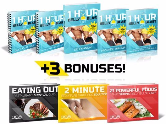 1 Hour Belly Blast Diet System Review