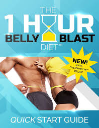 1 Hour Belly Blast Die