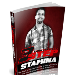 3 Step Stamina