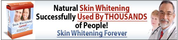Skin Whitening Forever reviews