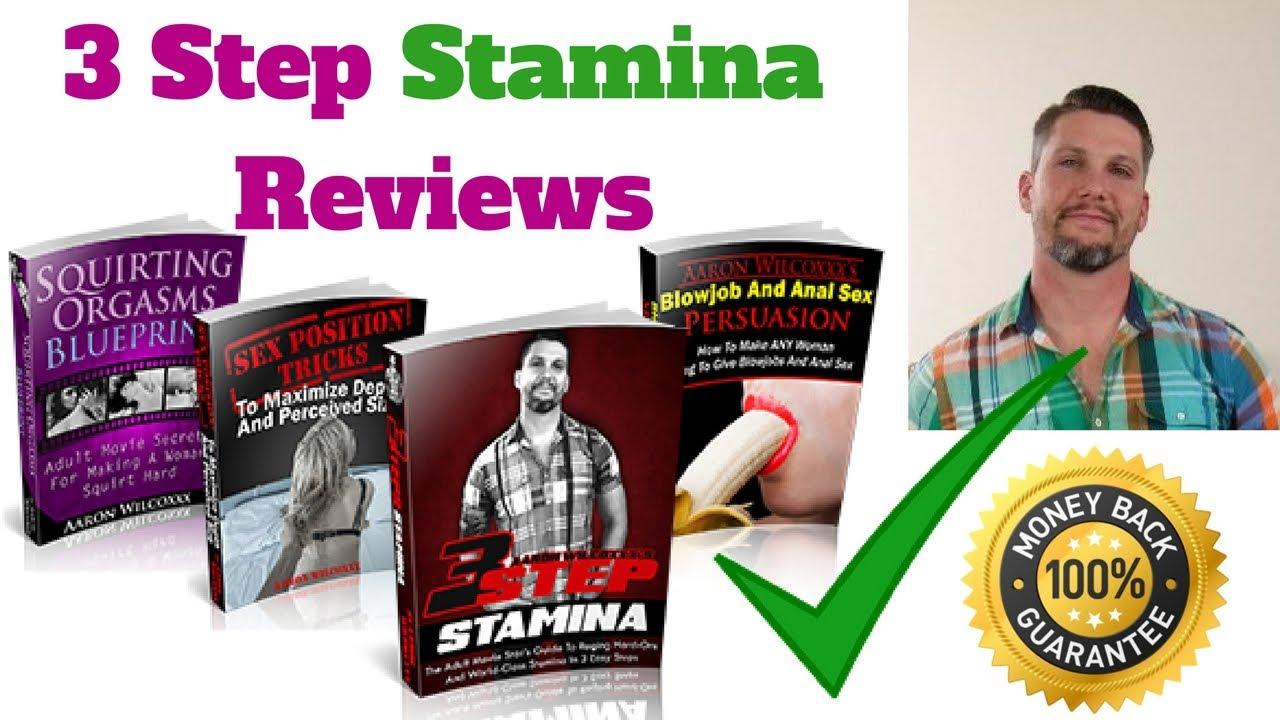 best 3 Step Stamina