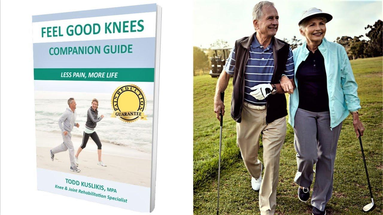best feel good knees