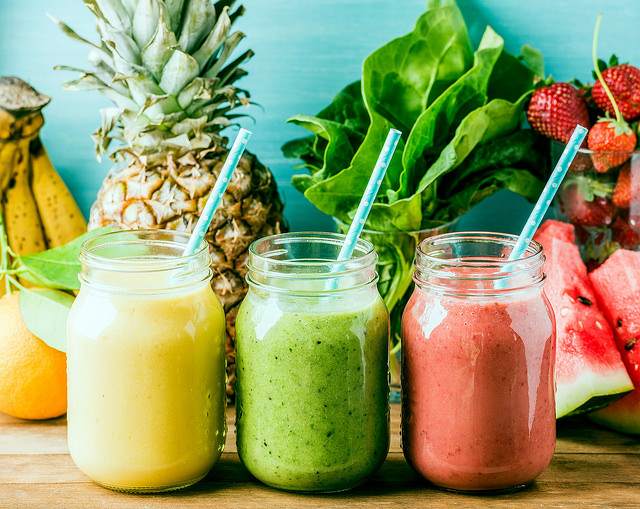 smoothies diet reviews
